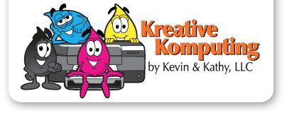 © Kreative Komputing by Kevin and Kathy, LLC