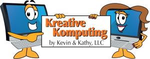 Kreative Komputing Logo-computers